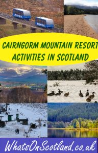 Cairngorm Mountain Resort Activities