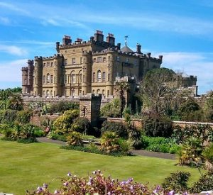 Front View of Culzean Castle