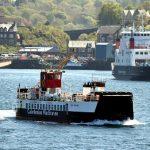 Oban to Lismore ferry