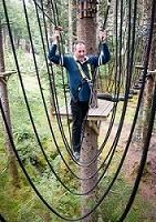Tree Adventure at Fort William