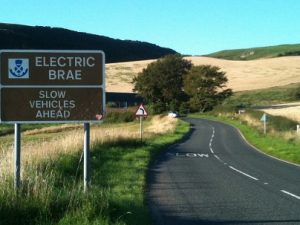 the electric brae ayrshire