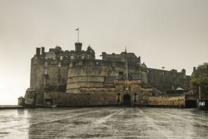 To find out what is inside Edinburgh Castle you will need to look further than just the esplanade