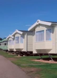 caravans at parkdean holiday park nairn