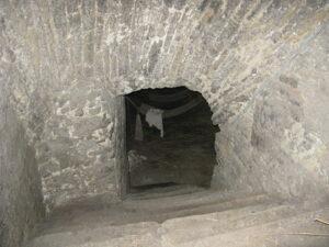 The Dungeon Edinburgh Castle Interior